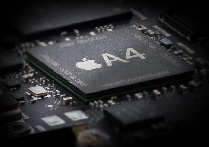 iphone 3gs processor
