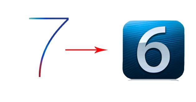 otkat ios 7 na 6.1.3 iphone 4