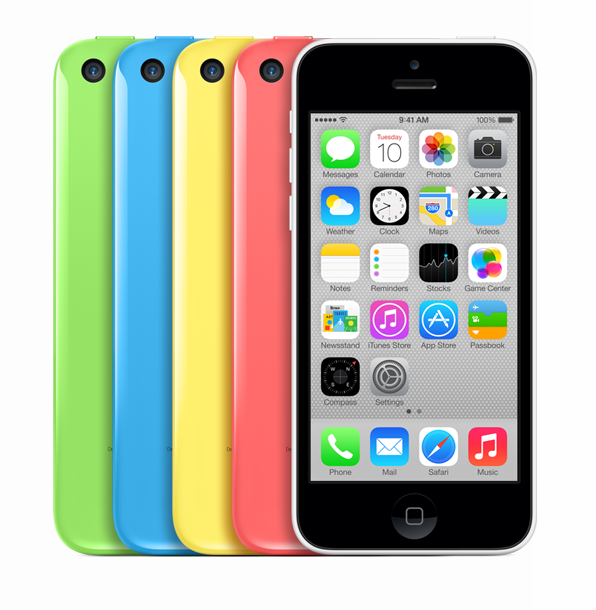 iPhone 5c razbor poletov