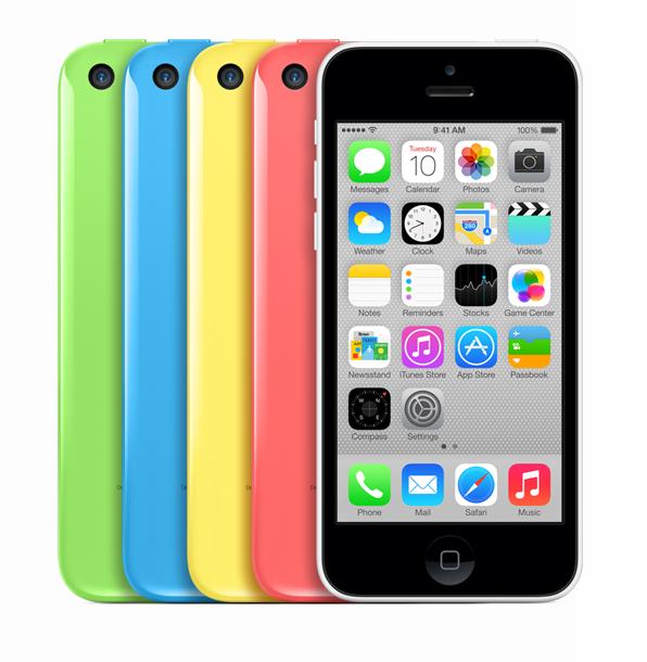 iPhone 5c razbor poletov