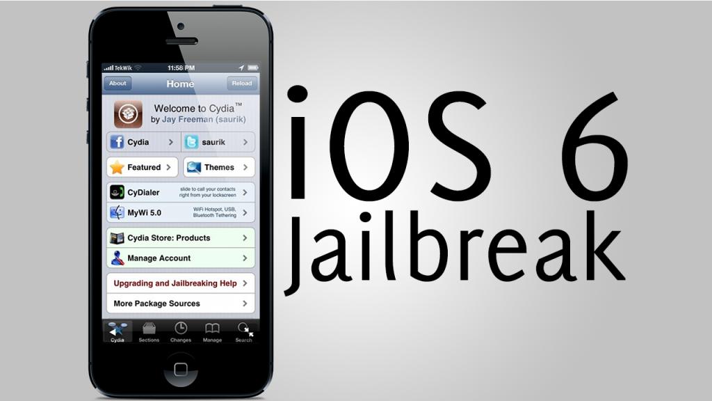 Активируем jail на iOS 6
