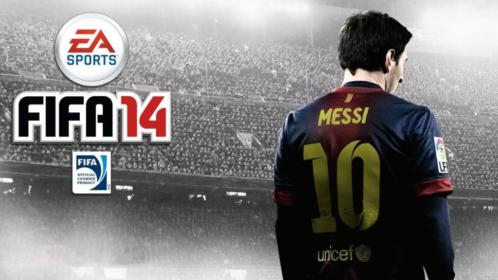 IGRA FIFA 14 — LUChShIJ FUTBOL''NYJ STIMULJaTOR