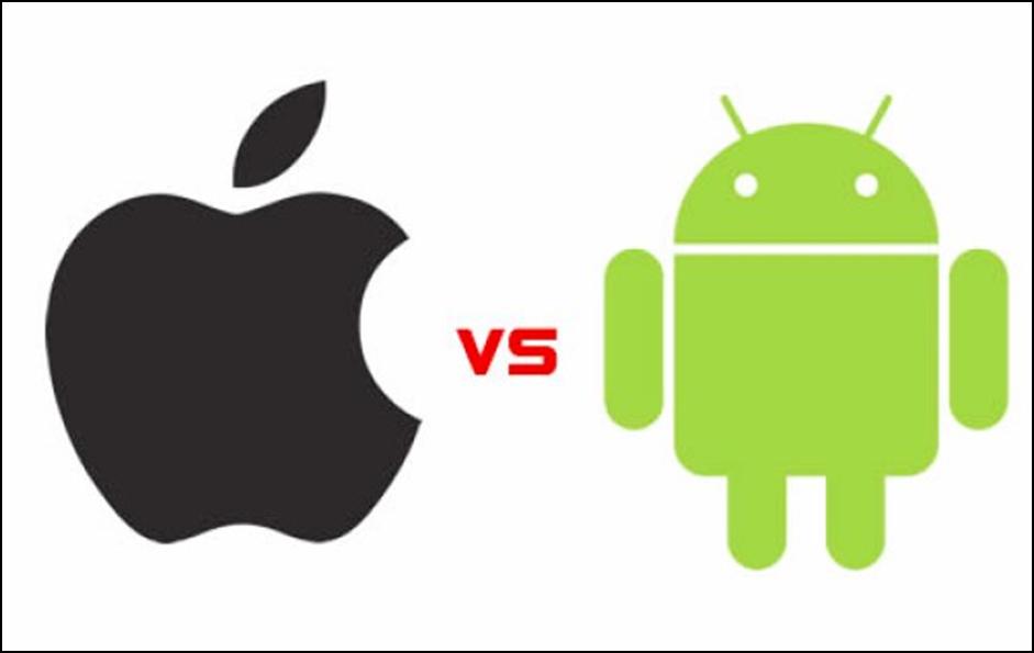 Preimushhestva iOS pered Android