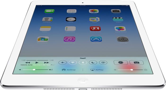 Ustanavlivaem iOS 7