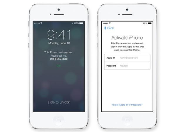 Kak aktivirovat' iOS 7 posle obnovlenija