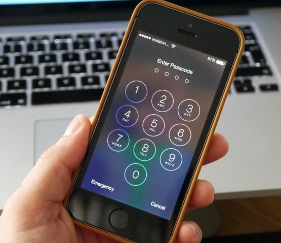 Kak razblokirovat' iOS