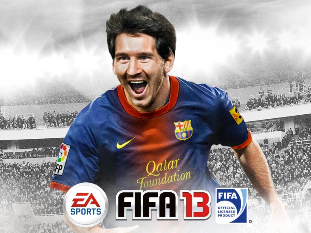 Lider futbol'nyh simuljatorov teper' i na iOS – Fifa 13