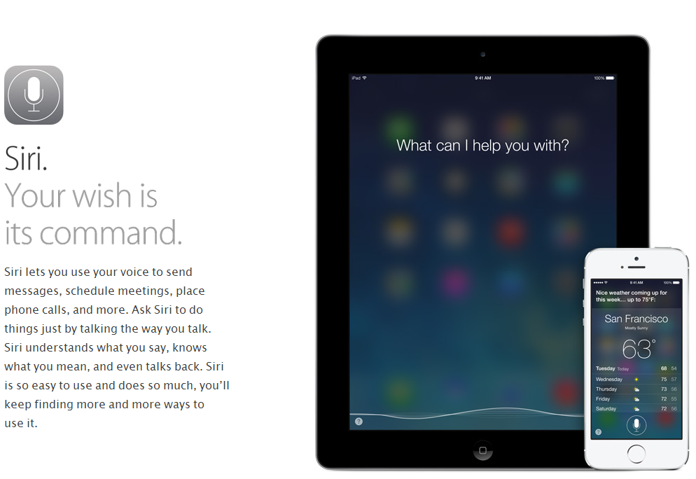 Personal'nyj pomoshhnik Siri v «semjorke»