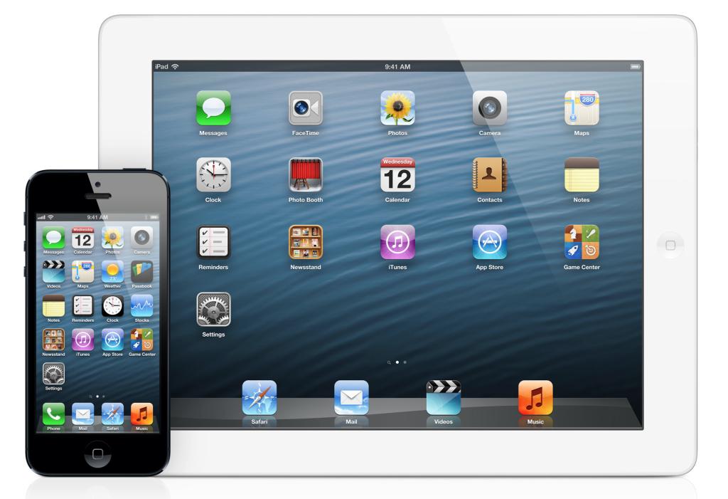 Ustanavlivaem iOS 6