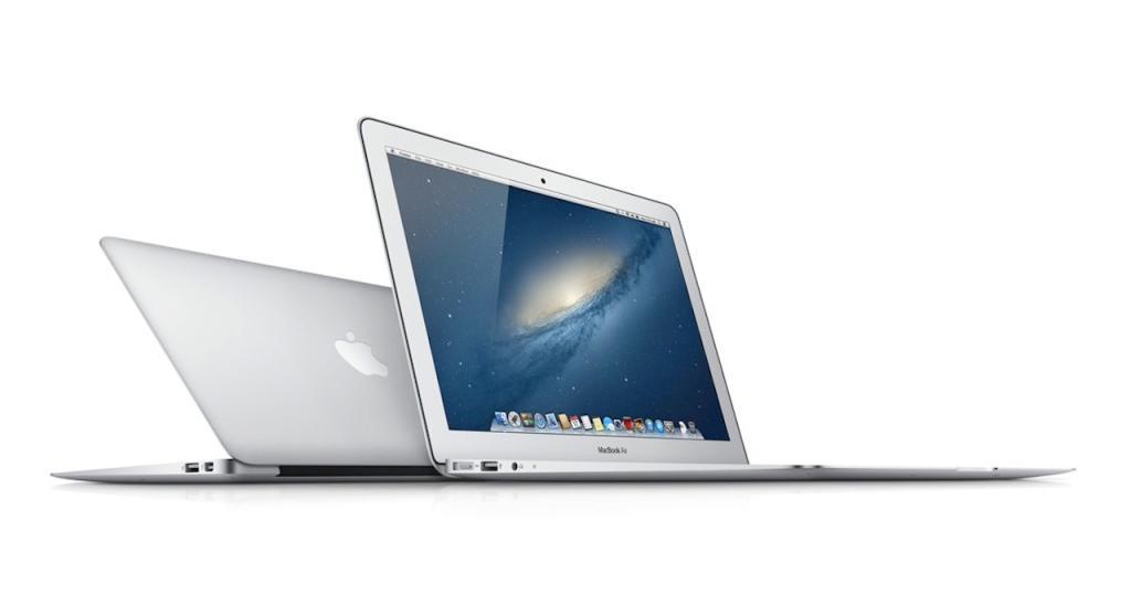 Obzor MacBook Air 11