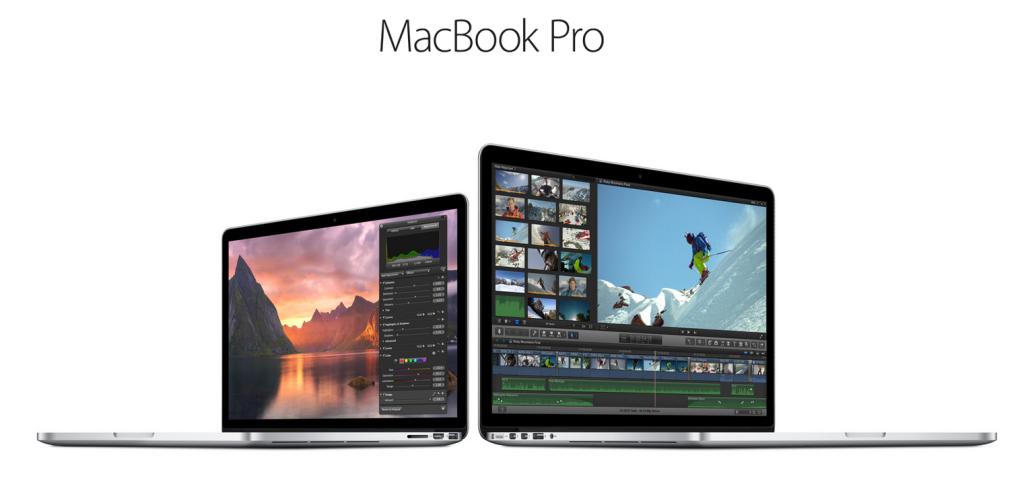 Obzor MacBook Pro 15 Retina