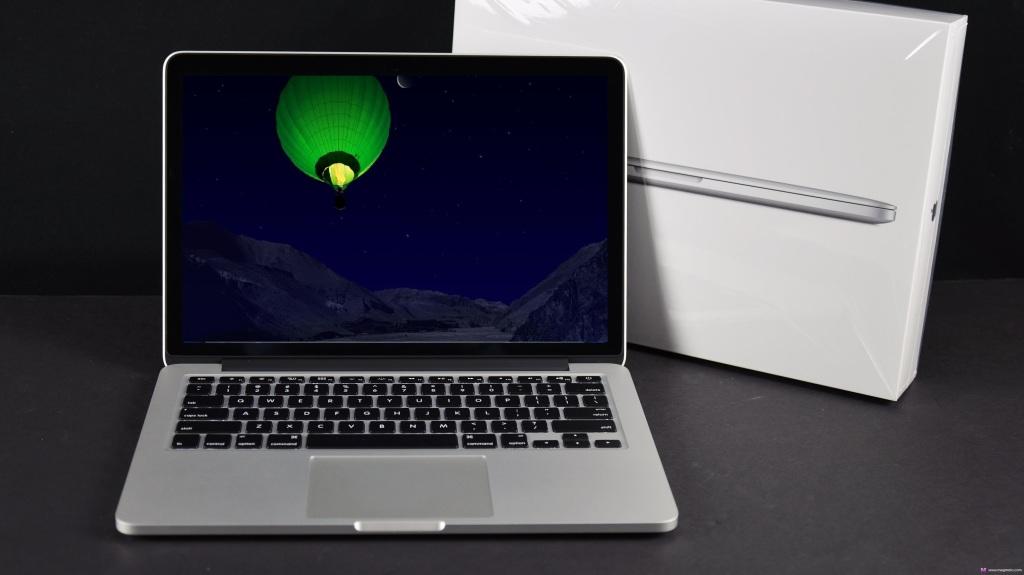 Oboi na MacBook Pro Retina 13