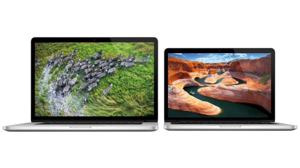 MacBook Pro Retina 15 und 13 Zoll Apple hires