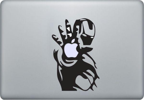 Vinilovye zashhitnye naklejki na MacBook