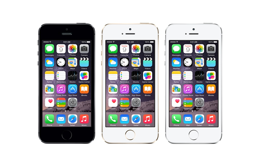 Kakoe obnovlenie iOS 8 poluchil iPhone 5S
