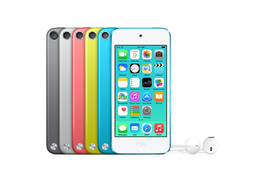 Obzor vos'moj iOS dlja iPod Touch