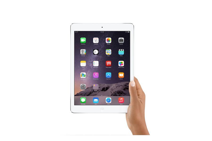 Podgotovka i obnovlenie iPad do iOS 8