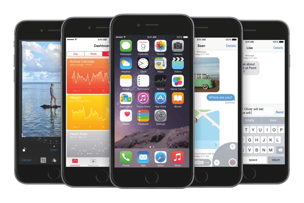 Problemy iOS 8. Sovety Pol'zovateljam iPhone i iPad