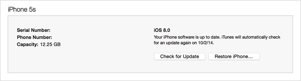 Obnovlenie cherez iTunes