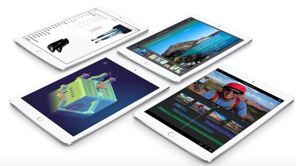 iOS 8 i iPad Air 2